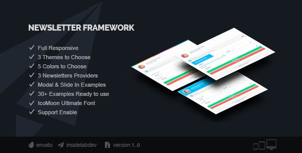 Newsletter Framework