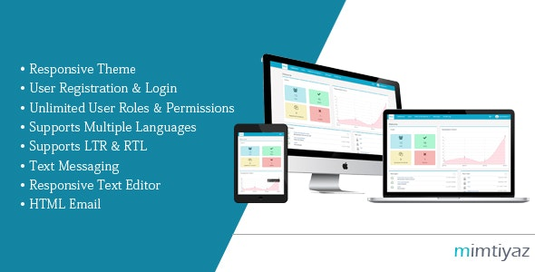 Multilingual User Management - CodeCanyon Item for Sale