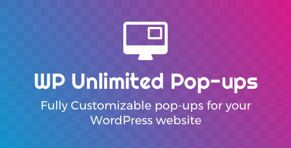 WP Unlimited Pop-ups        Nulled