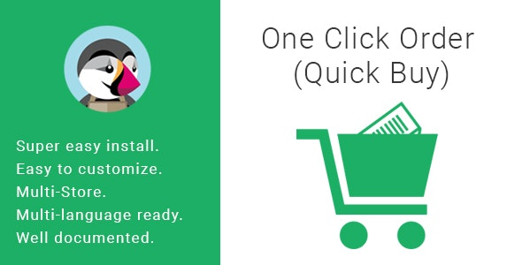Checkout One Click Order (Quick Buy) - CodeCanyon Item for Sale