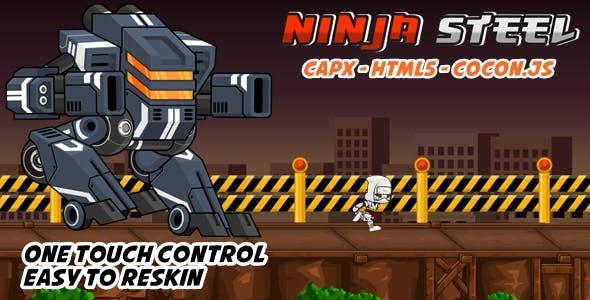 Ninja Steel