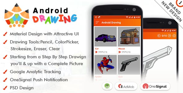 Android Drawing