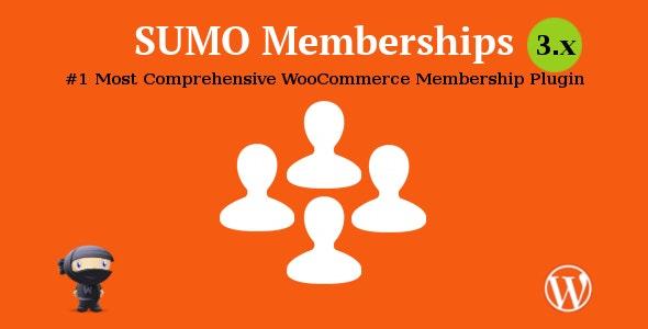 SUMO Memberships - WooCommerce Membership System - CodeCanyon Item for Sale