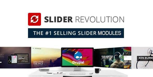 Slider Revolution - Responsive Drupal Module