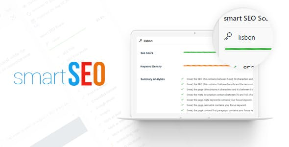 smart SEO - Wordpress Plugin