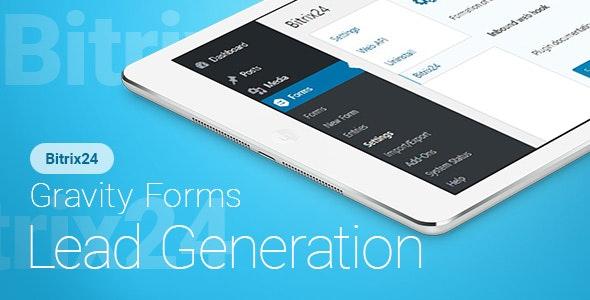 WordPress Gravity Forms - Bitrix24 Integration Plugin