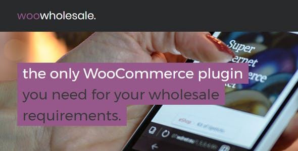 WooCommerce Wholesale Pricing        Nulled