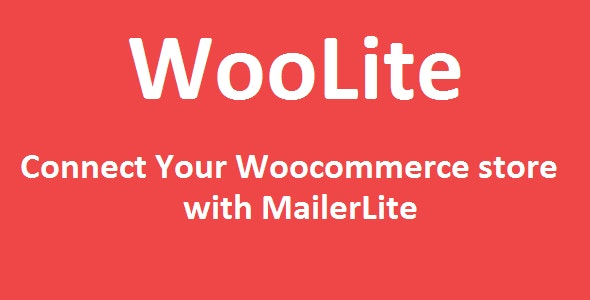 Woocommerce Mailerlite Integration by woocommerceintegration