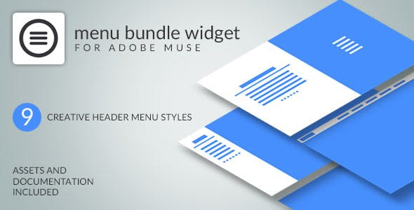 Menu Bundle Widget