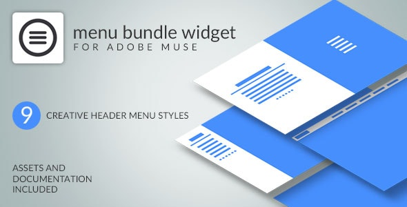 Menu Bundle Widget - CodeCanyon Item for Sale