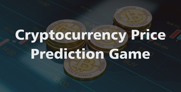 Crypto Price Prediction Game Widget | JavaScript Plugin - CodeCanyon Item for Sale