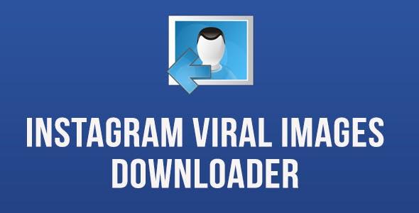 InstaViral - Instagram Viral Images Downloader