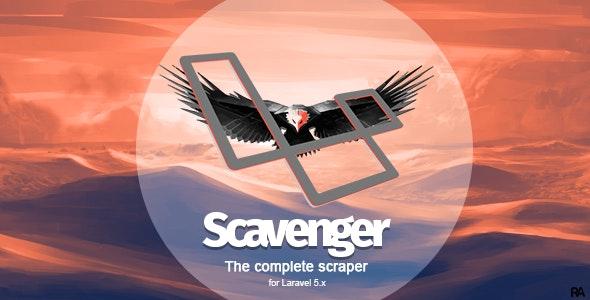 Scavenger - Laravel Web Scraper Package - CodeCanyon Item for Sale