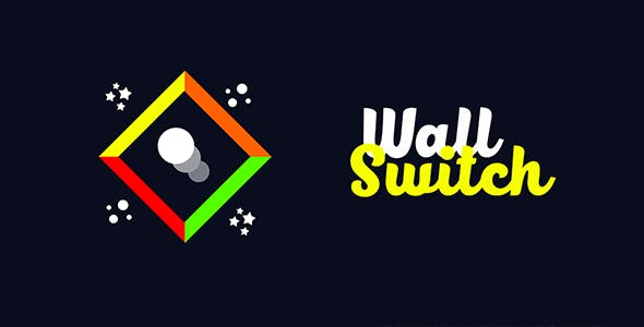 WALL SWITCH WITH ADMOB - BUILDBOX & ECLIPSE PROJECT