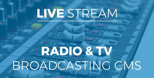 LetsPlay - Live TV  Streaming & Radio Channel Listing - CodeCanyon Item for Sale