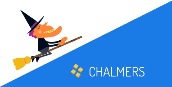 Chalmers The Witch Game Template for IOS