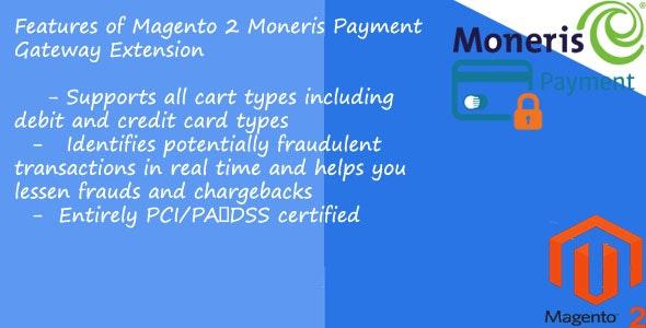 Moneris payment gateway Magento2 - CodeCanyon Item for Sale