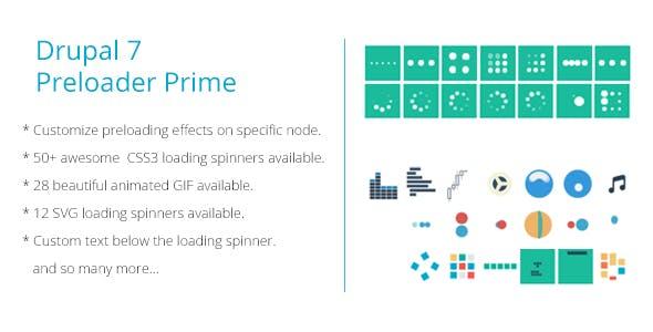 Preloader Prime