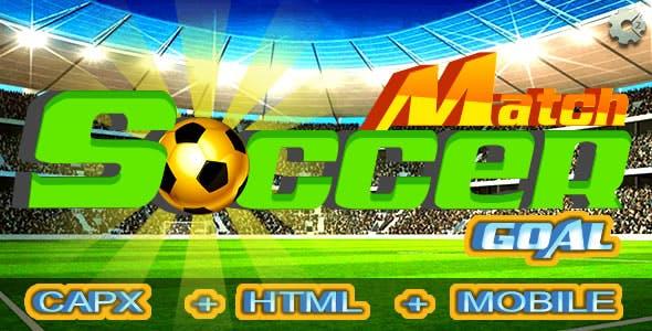 Soccer Match (HTML, CAPX)