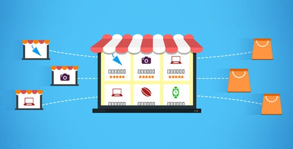 Ecommerce Multi-Vendor Shopping Cart