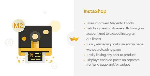 InstaShop - CodeCanyon Item for Sale