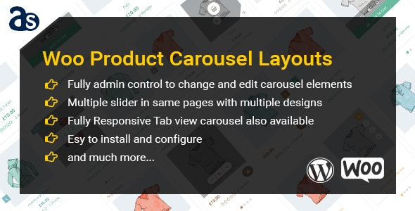 Woo Product Carousel Layout - CodeCanyon Item for Sale