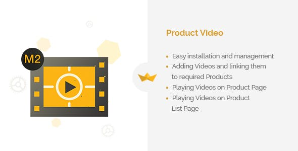 Product Video for Magento 2