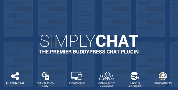 SimplyChat for BuddyPress