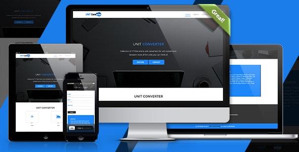 Uber Converter - Super Unit Converter - CodeCanyon Item for Sale