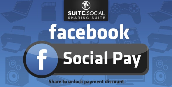 Facebook Social Pay (for Sellers, Authors & Marketers) - CodeCanyon Item for Sale