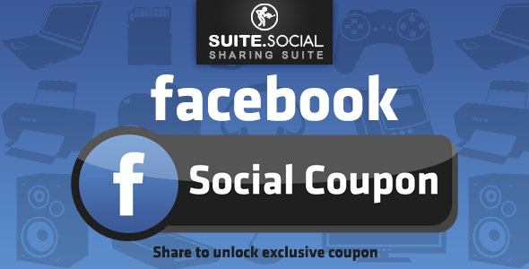 Facebook Coupon Locker - For Beauty, Event, Hospitality, Retail & Trade Business - CodeCanyon Item for Sale