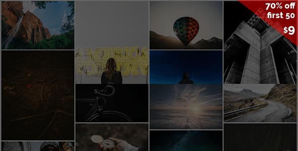 Galeria - Ultimate WordPress Album, Photo Gallery Plugin