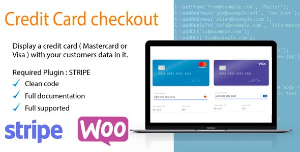 Stripe Checkout Plugins, Code & Scripts from CodeCanyon