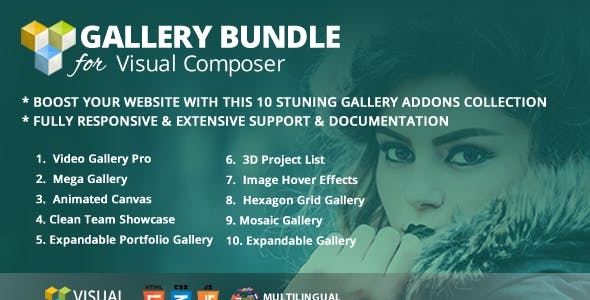 Gallery Bundle Addons for WPBakery Page Builder (formerly Visual Composer)