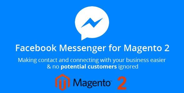Facebook Messenger For Magento 2