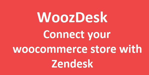 Woocommerce Zendesk