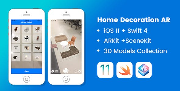 Home Decoration AR