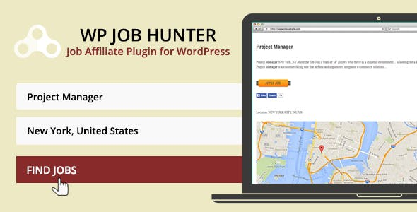 WP Job Hunter - WordPress Job Board Plugin
