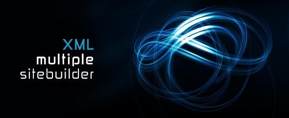 Primarius XML Multiple SiteBuilder - CodeCanyon Item for Sale