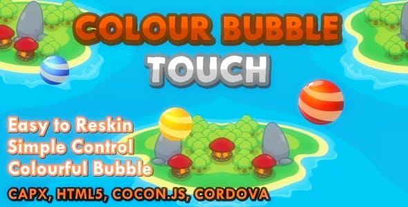 Colour Bubble Touch
