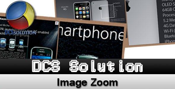 DCS Image Zoom