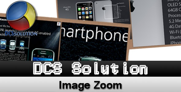 DCS Image Zoom - CodeCanyon Item for Sale