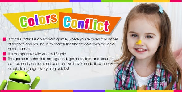 Colors Conflict Android Game With Advertising Networks