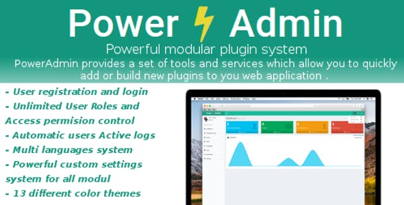 PowerAdmin - - Advanced PHP Admin Management