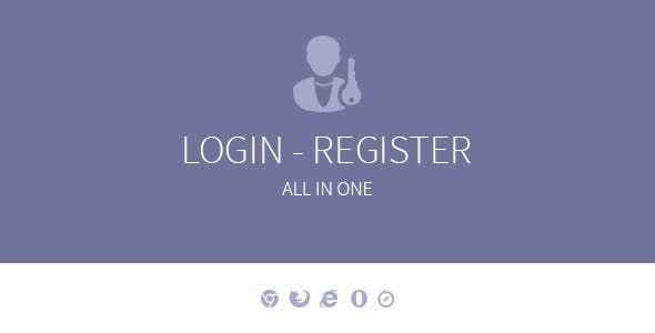 CSH Login Register Forgotten WordPress Plugin