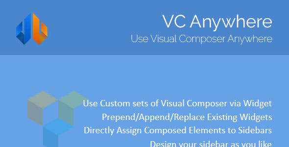 Visual Composer Anywhere