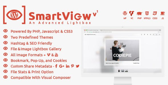 SmartView WordPress
