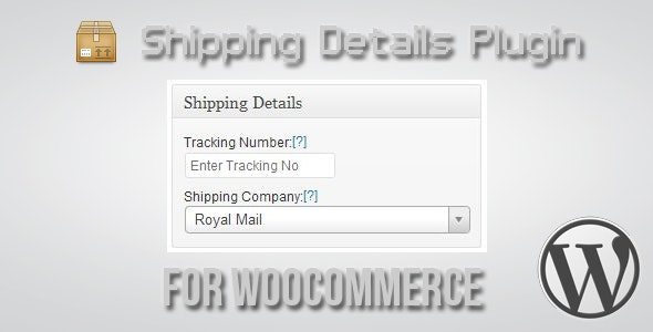 Shipping Details Plugin for WooCommerce by patsatech
