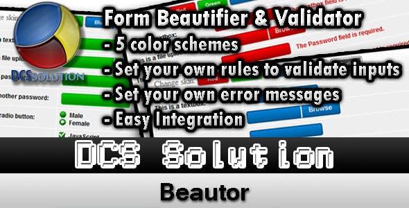DCS Beautor