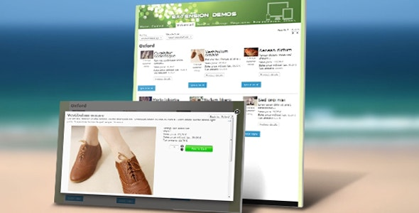 Quickview for VirtueMart - Joomla! Plugin - CodeCanyon Item for Sale